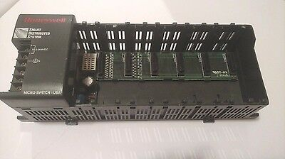 Honeywell  Sds-D2-06Bdc-1  Microswitch Smart Distributed System  Used