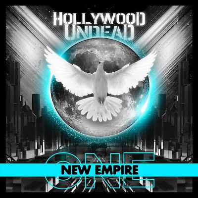 Hollywood Undead - New Empire, Vol. 1 NEW CD - Released 14/02/2020