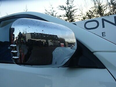 MITSUBISHI L200 DRIVERS SIDE ELECTRIC HEATED POWER FOLD WING DOOR MIRROR  10-15