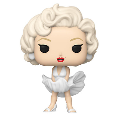 Funko Pop! Ad Icons: Marilyn Monroe (White Dress) Vinyl Figure PRESALE