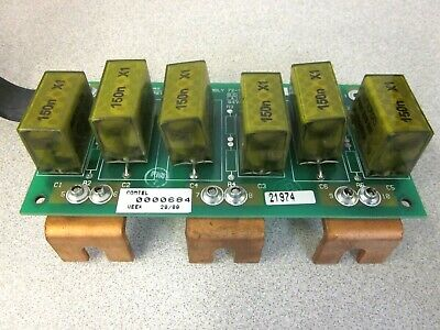 Circuit Control Board Assembly 72-164018-04 For MGE Comet 150