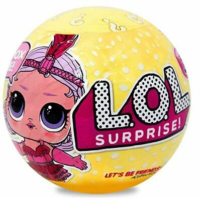 LOL Surprise Dolls Ball Series 3, 7 Layers Brand New Sealed 100% Authentic