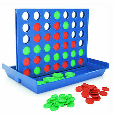 Connect 4 In A Row Four In A Line Board Game Family Fun Take On Trips Fab