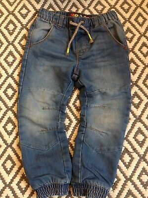 Next boys jeans double layer trousers 3-4 years