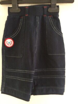 Baby Boys Soft Jogger Style Trousers Age 0-3 Months From Jasper Conran