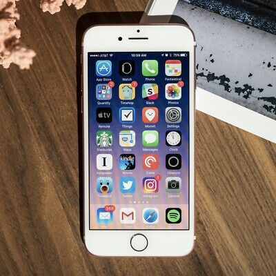 Apple iPhone 6s Plus - 16GB - Rose Gold - (Unlocked) - Mint Condition