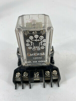 Line Electric MKH3A Relay 120VAC