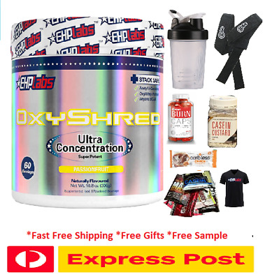 Oxy Shred Ehplabs Oxyshred Ehp Labs Thermogenic Fat Burning Cheap Oxy