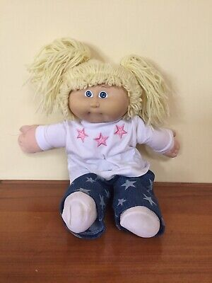 Cabbage Patch Kid Doll- 80s Era