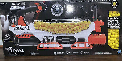"NERF Rival Prometheus MXVIII-20K Toy Blaster ""BRAND NEW IN BOX """