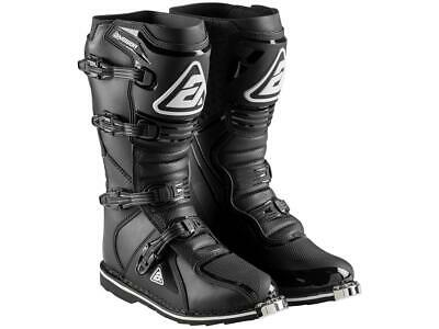 Stiefel Motocross Kind Answer AR1 Junior Schwarz