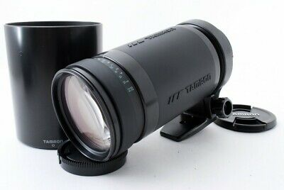 Tamron AF 200-400mm f/5.6 LD Zoom Lens for Minolta / Sony JAPAN [Exc+++++]