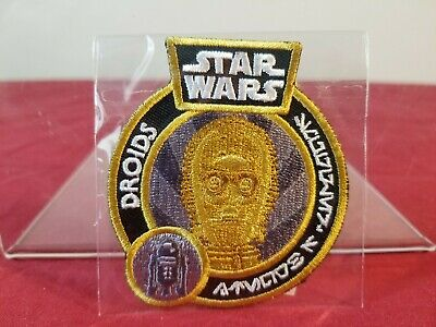 Funko Star Wars Smugglers Bounty Droids C3PO Patch - FREE SHIP!