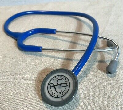 Preowned 3M Littmann Select Blue Stethoscope 28 Inches