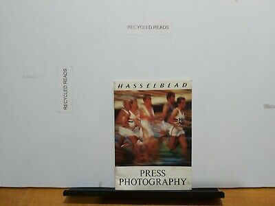 Vintage camera brochure/catalogue.  Hasselblad press photography 1970s