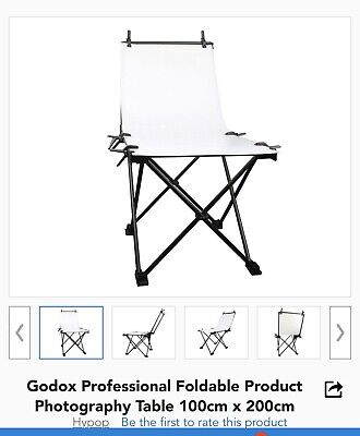 Godox Hypop Foldable Photography Table 100 X 200cm
