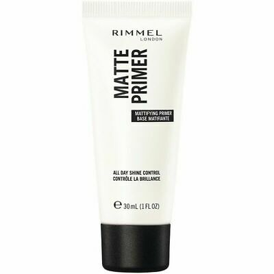 Rimmel Lasting Matte Primer Shine Control Silky-smooth Skin  for Oily Skin 30 ml