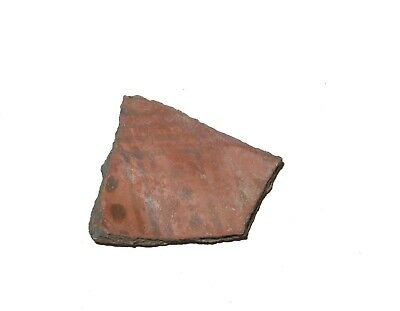 Anasazi The Lost Tribe indian pottery shard 1000 yrs old DECORATED type #A4