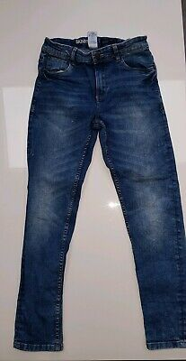 Boys Blue NEXT Skinny Jeans Age 10. Excellent Condition