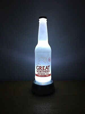 Great Northern LED beer bottle lamp - AUSSIE BAR LAMPS