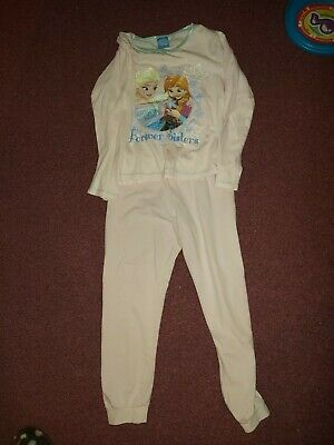 Girls Frozen Pyjamas 6-7 Years