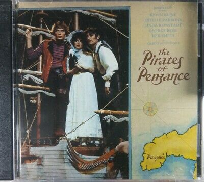 Gilbert & Sullivan: The Pirates of Penzance CD