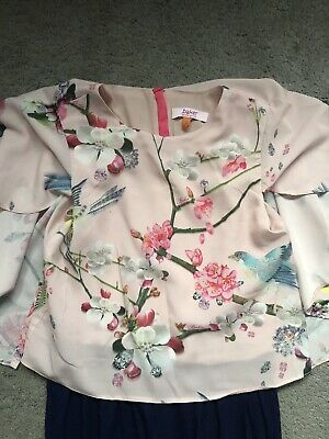 Girls Ted Baker Outfit Age 10 Years