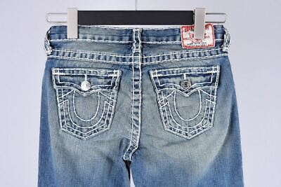 True Religion Boys Billy Super T Classic Jeans Size S / 14 W28 / L32