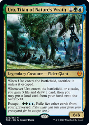 MTG - (THB) Theros Beyond Death - All Card 001 to 249 (Excluding Foils)