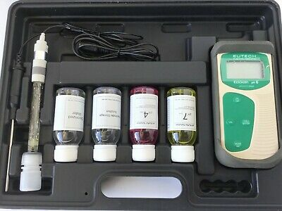 Eutech Ecoscan PH6 ECPH602P Ph Meter Ecoscan pH 6 Kit - Free Delivery