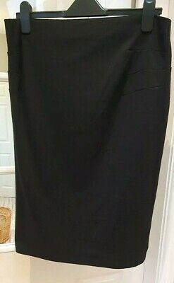 Bundle of Black Maternity Work Wear. Skirt/Trousers/Dresses