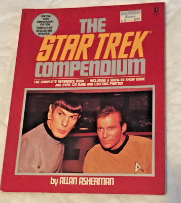 Original Star Trek Compendium Book
