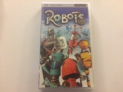 ROBOTS UMD VIDEO for SONY PSP -