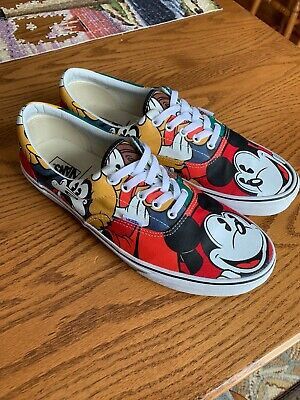 Mickey Mouse vans, Goofy, Donald Duck and Pluto | Disney