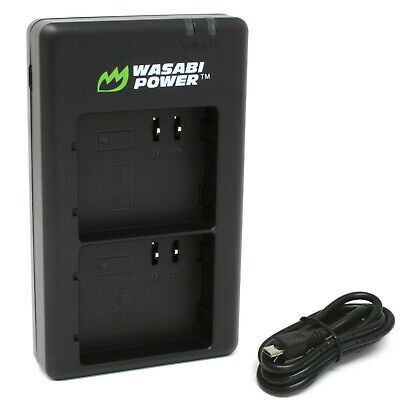 Wasabi Power Dual USB Battery Charger for Arlo Ultra, Pro 3 (VMA5400C for