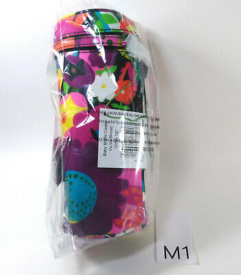Vera Bradley Baby Bottle Caddy VA VA BLOOM Case Holder NWT Exact Item M1