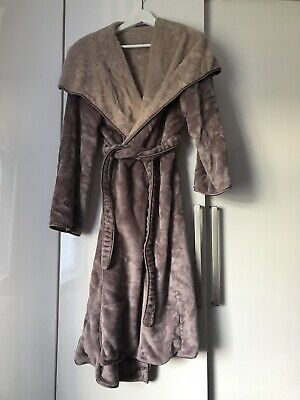M&S Ladies Dressing Gown Size 12-14