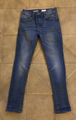 Boys Next Skinny Jeans Age 10 Worn Once