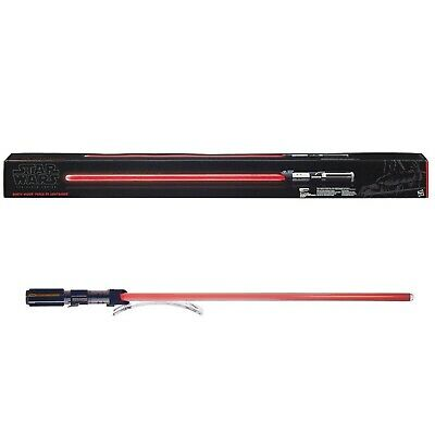 Star Wars The Black Series Darth Vader Force FX Lightsaber