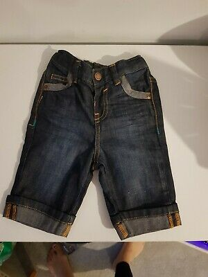 Boys Ted Baker Jeans 3-6 Months