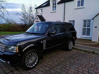 2011 Range Rover 5.0 Autobiography Supercharged