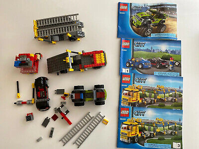 Lego City Lot 60060 60055