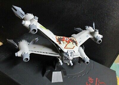Revell BABYLON 5 STAR FURY BUILT DISPLAY MODEL 1/72