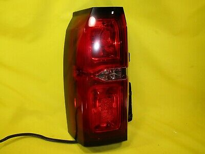 🏘️ 15 16 17 18 19 Chevrolet Chevy Suburban Tahoe Left LH Driver Tail Light OEM