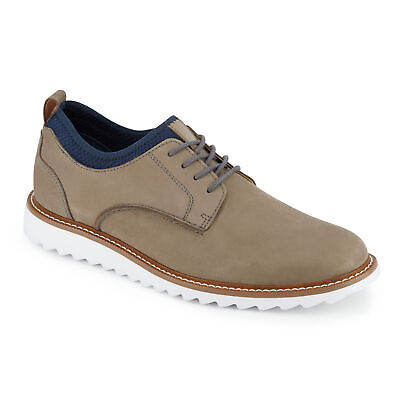 Dockers Mens Fleming Genuine Leather SMART SERIES Dress Casual Oxford Shoe
