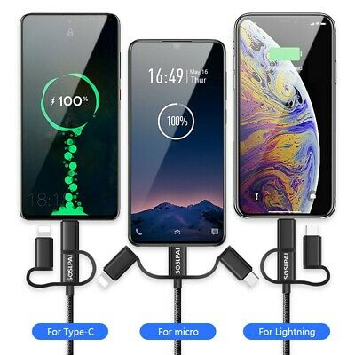 Samsung USB Charging Cable Cord Type C Charger Galaxy S8 S9 S10e S10 Note 9 10