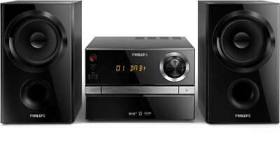Philips Micro Music Center - CD - MP3 - Bluetooth - USB - Aux-in - FM