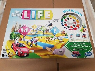 Game of Life Board Game by Hasbro