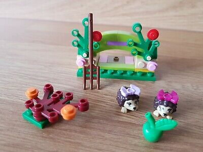Lego Friends Hedgehogs Hideaway. Complete set with Instructions.