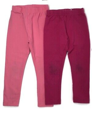 Hanna Andersson Girls 4T 100 Play Lot Of Leggings